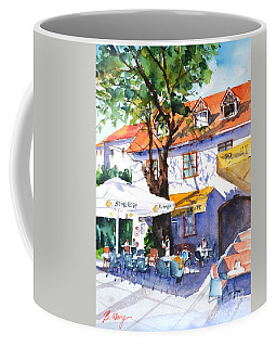 Zagreb Cafe #3 Coffee Mug