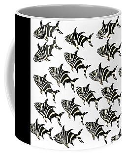 Zebra Fish 7 Coffee Mug