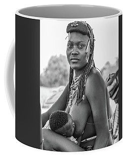Zemba Mother And Child Coffee Mug