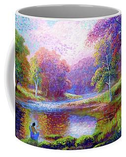 Zen Garden Meditation Coffee Mug