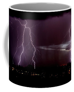 Coffee Mug featuring the photograph Zero Mississippi by Brad Wenskoski