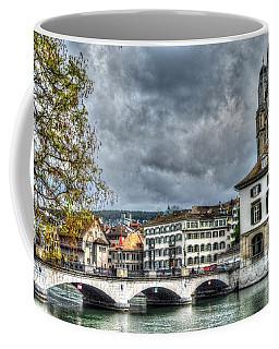 Zurich Switzerland Coffee Mug