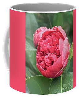Red Poster Coffee Mugs