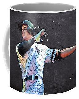 Aaron Judge Coffee Mugs