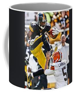 Football Antonio Brown Coffee Mugs