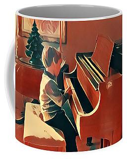 Christmas Karen Francis Coffee Mugs