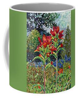 Wildflower Coffee Mugs