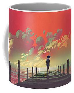 Imagination Coffee Mugs