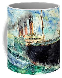Seaside Coffee Mugs