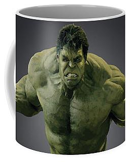 Incredible Hulk Coffee Mugs