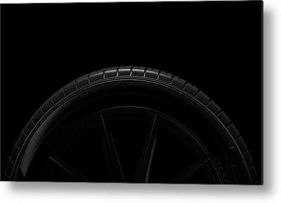 Mag Wheels Metal Prints