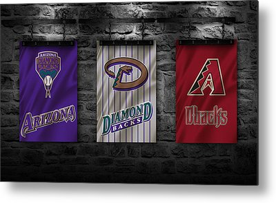 Diamondback Metal Prints
