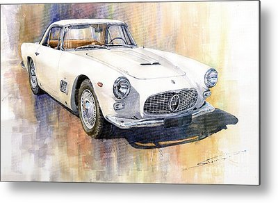 Classic Car Metal Prints