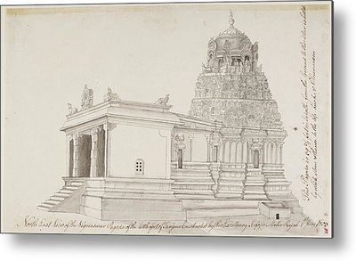 Tanjore Metal Prints