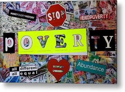 Collage Art For Sale Metal Prints