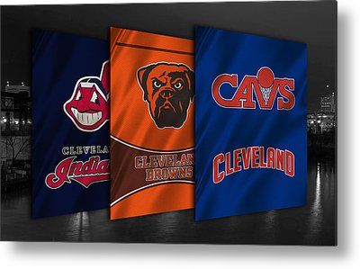 Cleveland Cavaliers Metal Prints