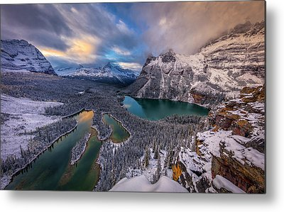 Rockies Metal Prints