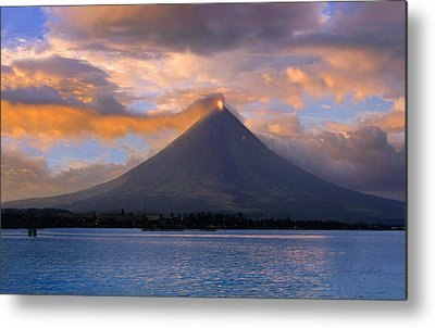 Mayon Metal Prints