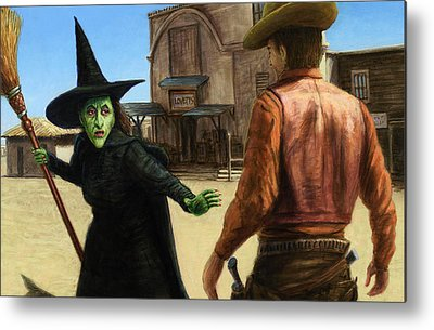 Witches Metal Prints