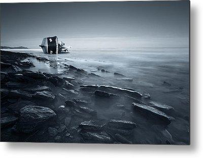 Shipwrecks Metal Prints