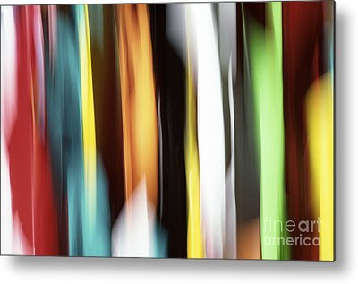 Contemporary Abstract Metal Prints