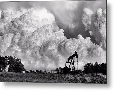 Storm Clouds Metal Prints