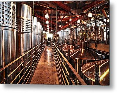 Fermentation Photographs Metal Prints