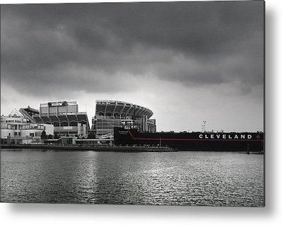 Ohio Stadium Metal Prints