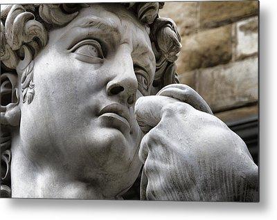 Michelangelo Metal Prints