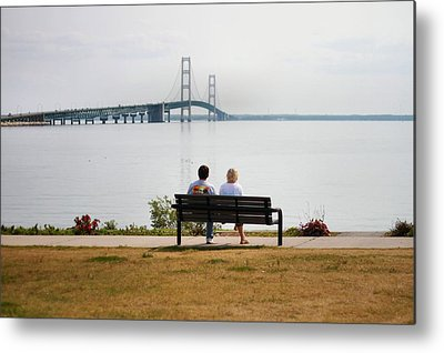 Michilimackinac Metal Prints