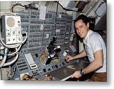 Skylab 4 Metal Prints