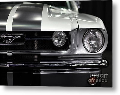 Domestic Cars Metal Prints