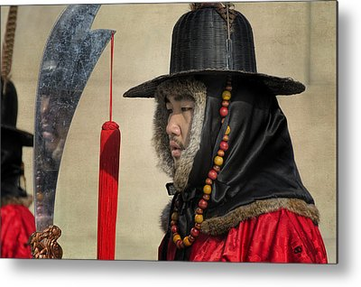 Joseon Dynasty Metal Prints