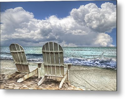 Delray Metal Prints