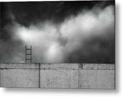 Ladder Metal Prints