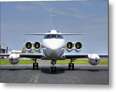 Lockheed Jetstar Metal Prints