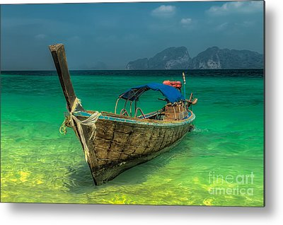 Thailand Metal Prints