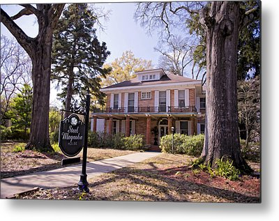 Natchitoches Metal Prints