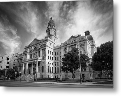 Courthouse Towers Metal Prints