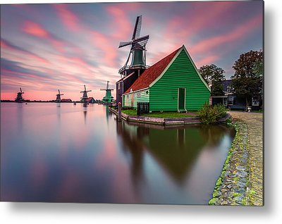 Holland Metal Prints