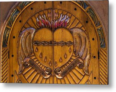 Sacred Heart Photographs Metal Prints
