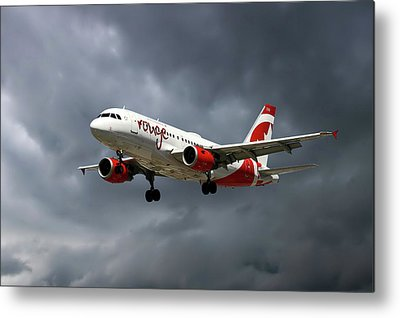 Air Canada Metal Prints