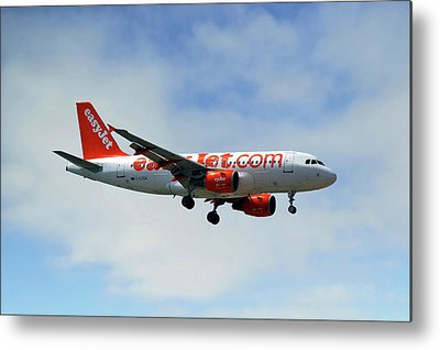 Easyjet Metal Prints