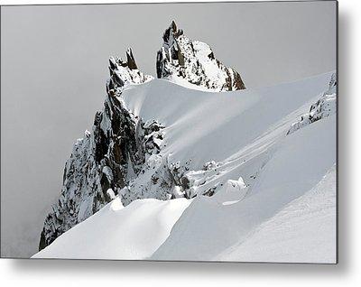 Rhone Alpes Metal Prints