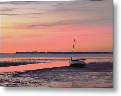 Cape Cod Bay Metal Prints