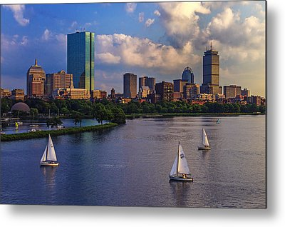 Boston Ma Metal Prints