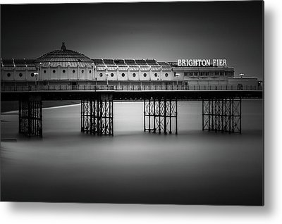 Brighton Pier Metal Prints