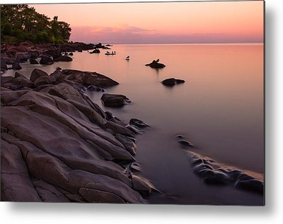 Dimming Of The Day A Wonderful Song By Bonnie Raitt Sunset Calm Peace Photographs Metal Prints