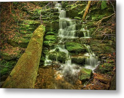Poconos Metal Prints