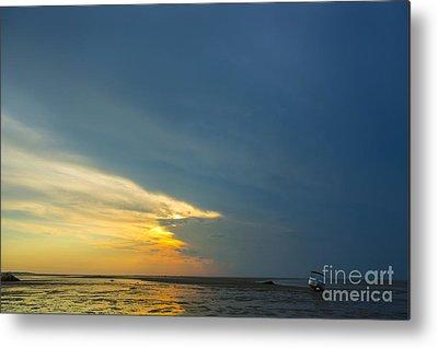 Storm Clouds Cape Cod Metal Prints
